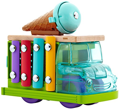 Fisher-Price Wooden Toys Sweet Sounds Ice Cream Truck
