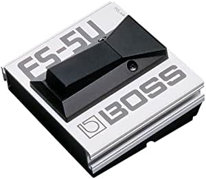 BOSS, 1/4-Inch Straight Metal Momentary Unlatch-Type Footswitch (FS-5U)