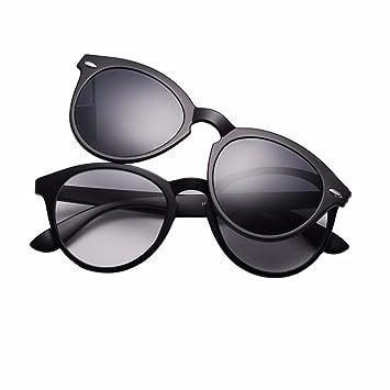 TYJshop Gafas De Sol para Hombres Y Mujeres Gafas De Sol Polarizadas Que Conducen Gafas De