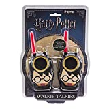 Harry Potter Walkie Talkies for Kids - FRS, Long Range, Adjustable Volume Control