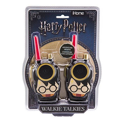 Price comparison product image Harry Potter Walkie Talkies for Kids - FRS,  Long Range,  Adjustable Volume Control