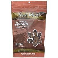 Golosinas para perros de carne de venado (12 oz)