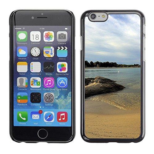"Hülle Case Schutzhülle Cover Premium Case // F00003983 Strand // Apple iPhone 6 6S 6G PLUS 5.5"""