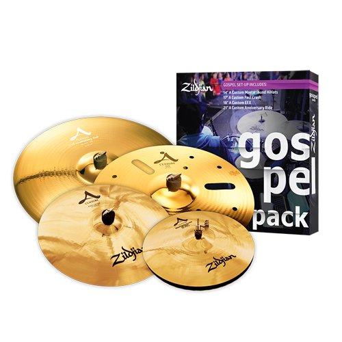 Crash Efx Cymbal Custom (Zildjian Gospel A Custom Cymbal Set)