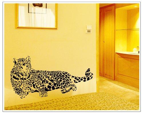 Giant Jaguar Peel & Stick Wall Decal