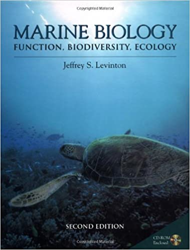 Marine Biology Books Pdf