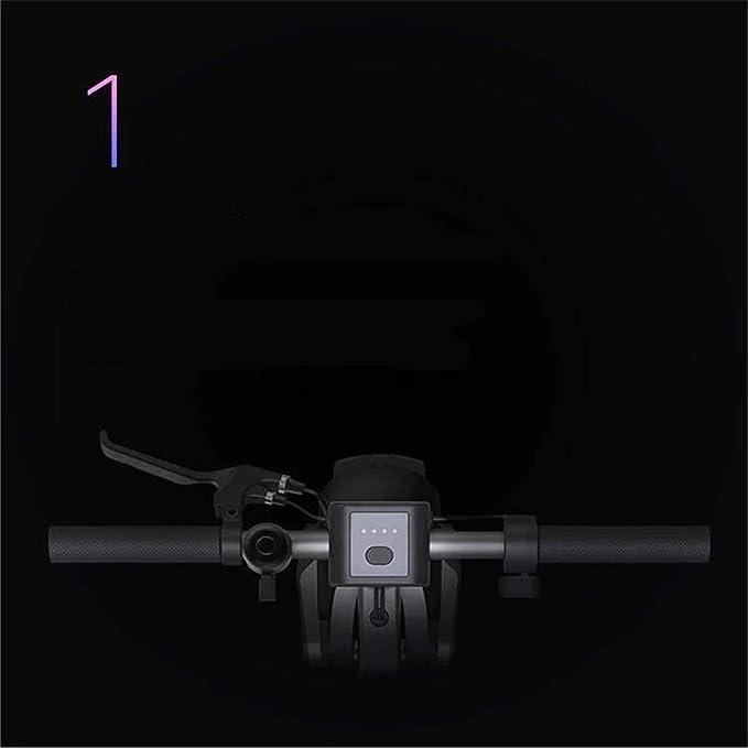 Amazon.com: BABIFIS Patinete eléctrico plegable, pantalla ...