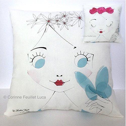 Decorative throw pillow series