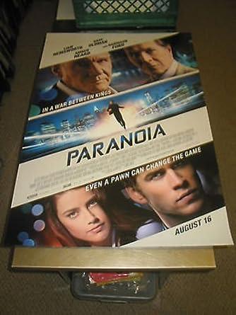 paranoia full movie 2013 hd