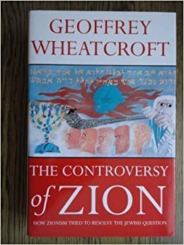 Controversy Of Zion por Geoffrey Wheatcroft epub