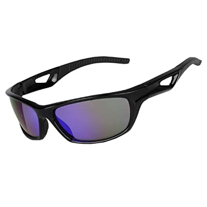 Polarized Cycling Glasses Goggles Driving Fishing Sports Sunglasses UV400 TR90