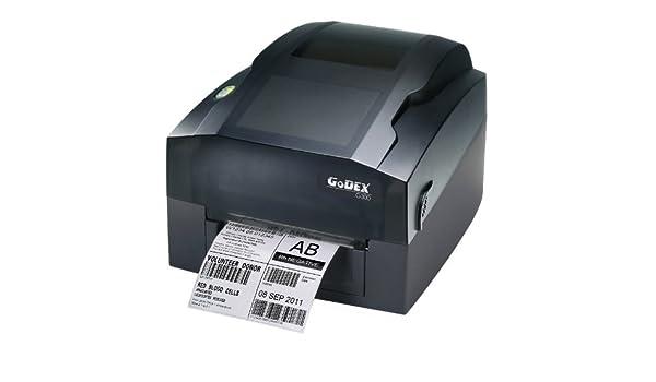 Godex G300 - Impresora de Etiquetas (Térmica Directa/Transferencia ...
