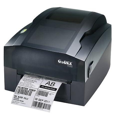 Godex G300 - Impresora de Etiquetas (Térmica Directa ...