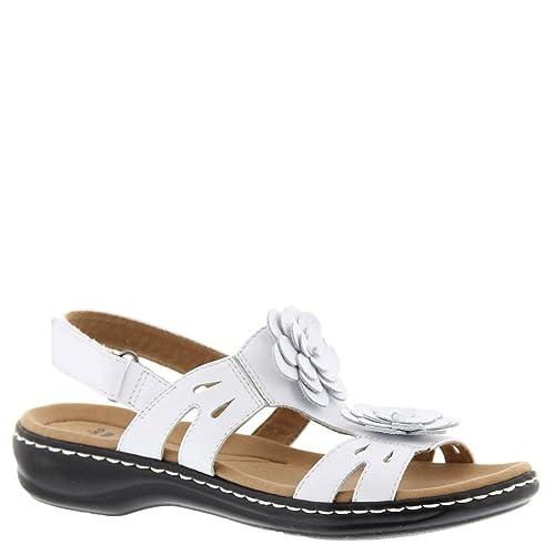 545939ea827 Clarks Women s Leisa Claytin Strappy Sandal