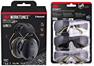 3M Worktunes Connect Bluetooth Hearing Protection with Call Integration