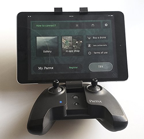 Small tablet adapter for Parrot Anafi Review