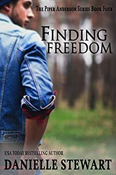 Finding Freedom (Piper Anderson Series Book 4) by [Stewart, Danielle]