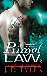 Primal Law: An Alpha Pack Novel
