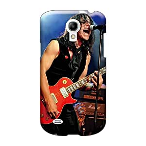 CASESHOPZOU Samsung Galaxy S4 Mini Shock-Absorbing Hard Cell-phone Case Allow Personal Design Nice Alice Cooper Band Skin [eiF1547DMIE]