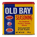 OLD BAY Seafood Seasoning, 6 oz