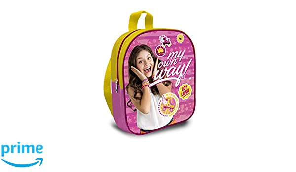 Mercury Soy Luna Mini Mochila, Color Rosa: Amazon.es: Equipaje