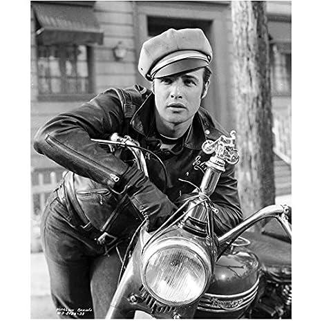 Image result for Marlon Brando motorcycle