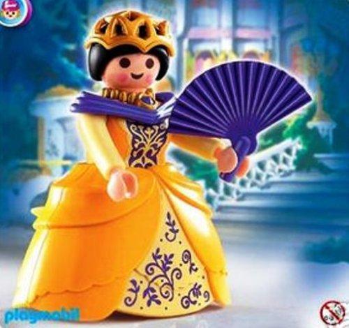 playmobil 4657 le chteau de princesse reine jaune amazonfr jeux et jouets