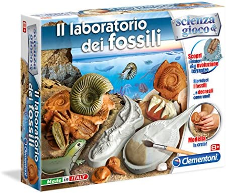 predators scienza e gioco scava fossili