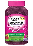 Health & Personal Care : First Response Reproductive Health Multivitamin Gummy, 90 Count