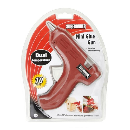 FPC Corporation #DT-200 Dual Temp Mini Glue Gun