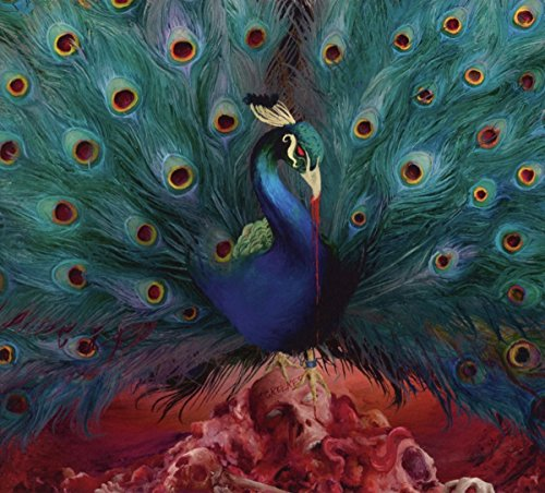CD : Opeth - Sorceress (Limited Edition, With Bonus Disc, Deluxe Edition, 2 Disc)