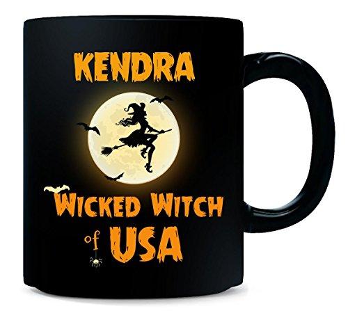 Kendra Wicked Witch Of Usa Halloween Gift - Mug