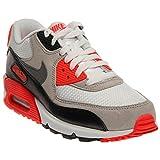 Nike Air Max 90 PREM Mesh (GS) White/Grey/Black 724882-100