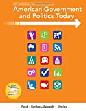 img - for American Government and Politics Today: No Separate Policy Chapters Version, 2016-2017 Edition book / textbook / text book