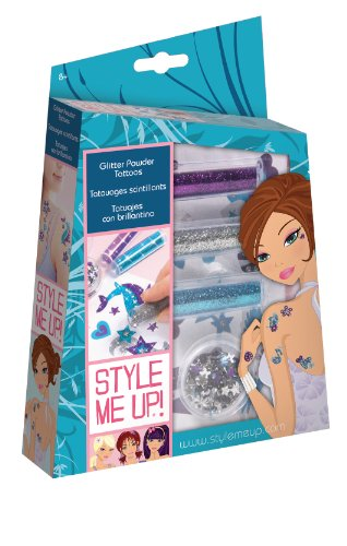 Style Me Up Glitter Powder Tattoos by Style Me Up (Image #5)