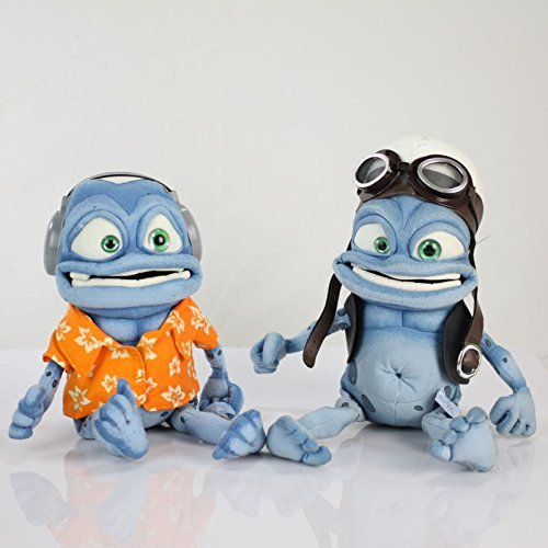 Frog Plush Doll - 13