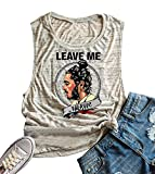 Leave Me Alone Graphic T-Shirt Women Pop Music