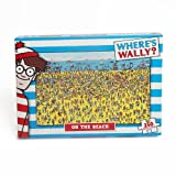 Paul Lamond Where's Wally Puzzle on the Beach (250 Pieces)