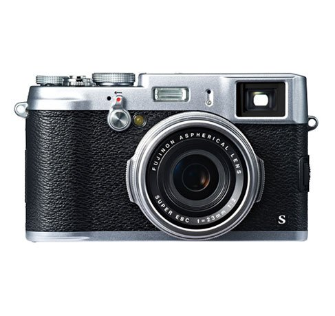 Fujifilm X100S 16 MP Digital Camera with 2.8-Inch LCD (Silver)