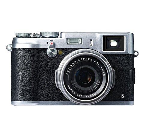Fujifilm X100S 16 MP Digital Camera with 2.8-Inch LCD (Silver)