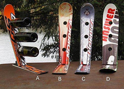 Snow Ski Wine Rack (Winerack B) by SkiChair