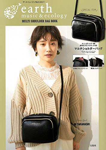 earth music&ecology MULTI SHOULDER BAG 画像