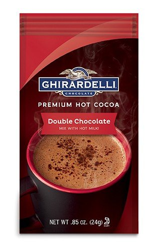 (Double Chocolate Cocoa Packets- pack of 6)
