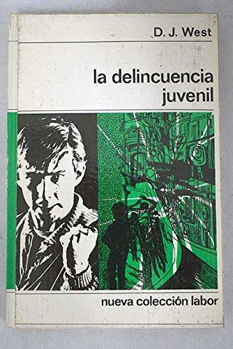La delincuencia juvenil Hardcover – 1970