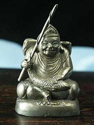Minimum Buddha statue (large) Ebisu (69mm)New From - Name Image Hk