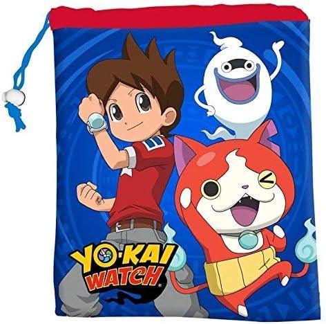 9939, Pack Yo Kai Watch, Compuesto por Saco yo Kai Watch y Set Escolar yo Kai Watch: Amazon.es: Equipaje