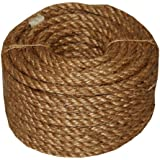 T.W . Evans Cordage 26-066 3/4-Inch by 100-Feet 5 Star Manila Rope