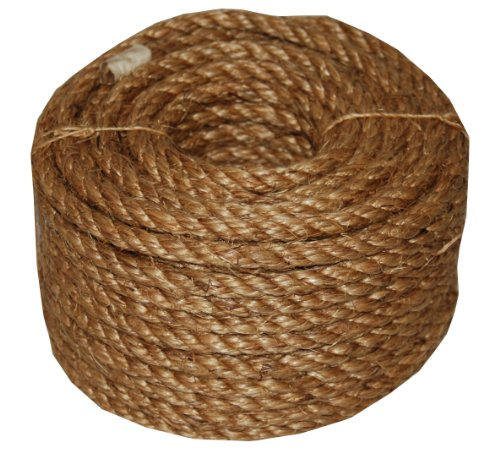 T.W . Evans Cordage 26-099 1-Inch by 100-Feet 5 Star Manila Rope (In Rope 1)