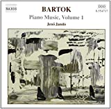 Bartok: Piano Music, Vol. 1