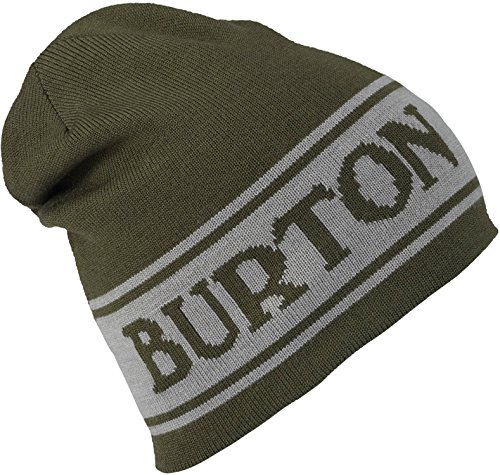 Burton Billboard Wool Beanie Mens (Burton Beanie Mens)